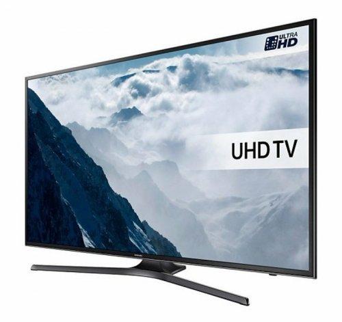 "Samsung KU6020 40"" Ultra HD 4K Smart TV £349.98 @ ebuyer"