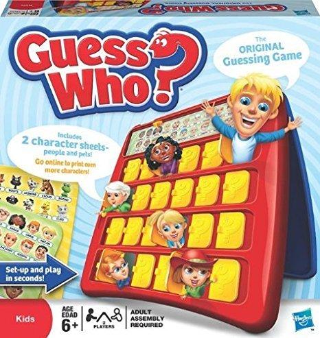 Hasbro Guess Who? Game £8.31 Prime / £13.06 Non Prime @ Amazon
