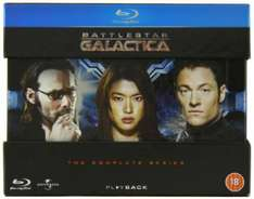 Battlestar Galactica - The Complete Series Blu ray box set £19.99 (Prime) @ Amazon