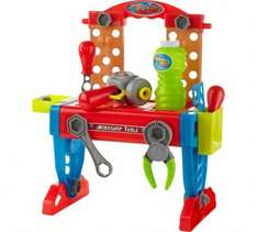 Chad Valley Bubble Tool Box LESS THAN 1/2 PRICE £6.39 WAS £15.99 ARGOS (FREE C+C)