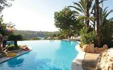 From Manchester: August School Holidays, 10 nights Ibiza family of 5 £319.94pp @ Alpharooms