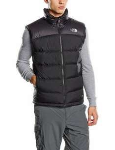 The North Face Nuptse 2 Down Gilet RRP £130 - £64 (M,L,XL) @ Amazon
