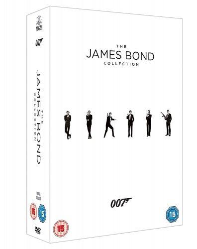 James Bond - 23 Film Collection - DVD - £24.99 @ Amazon