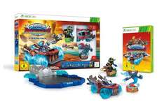 skylanders superchargers Starter Pack xbox 360 and wii u for Prime Members Only @ Amazon