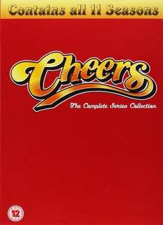 Cheers  - Complete DVD Collection - Seasons 1- 11 - Amazon - £20.79
