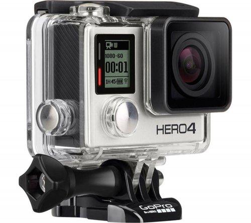 GoPro HERO4 SILVER @ Amazon, Prime Only £199