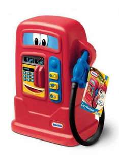 little tikes cozy petrol pump Amazon £19.99 (Prime) £20.16 (non prime) with add on