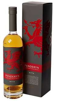 Penderyn Myth Welsh Whisky £22.99 @ Amazon (Lowest its ever been)