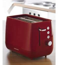 Morphy Richards Chroma 2-Slice Toaster (BLACK ONLY) Save 78% was £59.99 onw £12.99 (+£4.99 P&P/Free for new customers) @ Studio