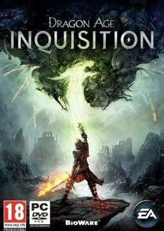 Dragon age inquisition PC Standard Edition - £5.21 @ CDKeys (with discount code)