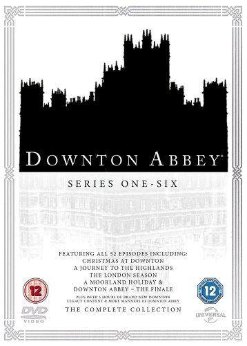 Downton Abbey the complete boxset