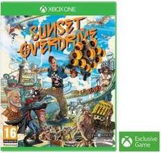 (XO) Sunset Overdrive £4.99 / Halo 5: Guardians £9.99 / Dead or Alive 5 Last Round £7.99 (PS4) Bound By Flame £5.99 / Dino Dinis Kick Off Revival £4.99 Delivered @ Grainger Games (Pre Owned)
