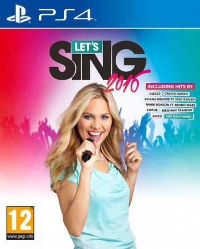 Let's Sing 2016 (PS4) £8.50 Delivered @ Coolshop
