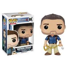 POP! Vinyl: Uncharted 4: Nathan Drake £7.99 @ Smyths