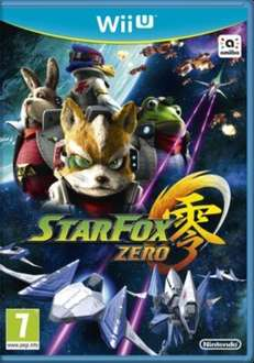 Star Fox Zero (Wii U) £17.99 Delivered (Using Code) @ GAME (£16.14 Pre Owned)