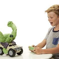 Hulk smash r/c found at b and m store £39.99