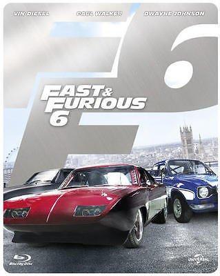 Fast & Furious 6 Futurepak Blu-Ray Steelbook £4.50 (Using Code) @ Zoom