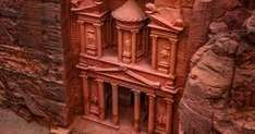 From Manchester: Visit Jordan and the Amazing Petra £397.95pp @ Expedia