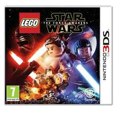 Nintendo 3DS LEGO Star Wars: The Force Awakens £11.49 @ Toys'R'us