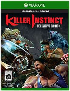 Killer instinct definitive edition XBOX ONE NEW 22.99 at GAME.co.uk
