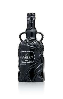 Kraken Ceramic Limited Edition 2016 Black Spiced Rum, 70cl £30.99 Amazon