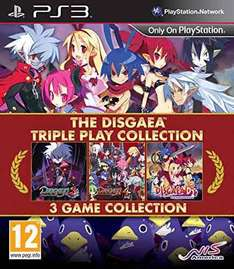 The Disgaea Triple Play Collection (PS3) £19.99 @ amazon