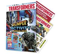 Argos Transformer Activity Annual from £5.00 to 0.49