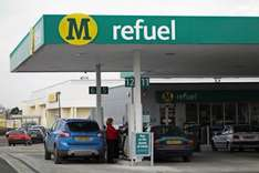 Morrisons Petrol capped at a maximum £109.9ppl   and receive a 10ppl voucher off fuel when you spend £50 or more instore making petrol 99.9p with the voucher ,