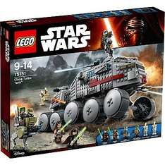 Lego Star Wars 75151 Clone Turbo Tank - £47.49 at Tesco