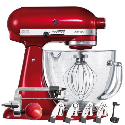 KitchenAid Artisan Candy Apple Food Mixer £299 @ Haarts of stur