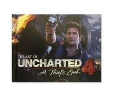 Uncharted 4 - A Thief's End 48-Page Artbook (HardCover) £1.85 Delivered @ Simply Games via eBay