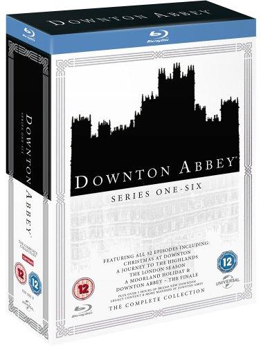 Downton Abbey Series 1-6 Complete Box Set (2016 Rlease) Blu-Ray £29.99 [Prime] @ Amazon.co.uk
