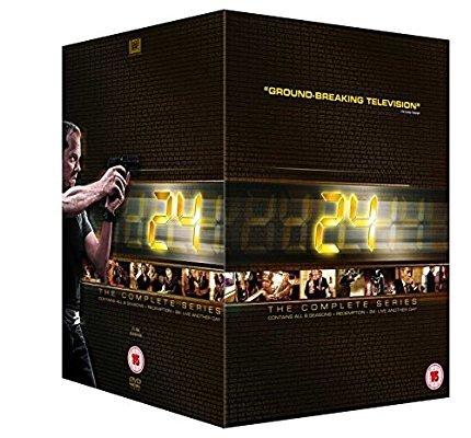 24 Complete Seasons 1-9 & Redemption £27.99 @ Amazon UK