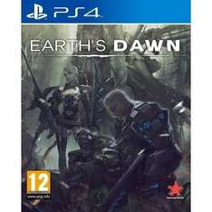 Earth's Dawn (PS4) £18.95 - Ebay (thegamecollectionoutlet)