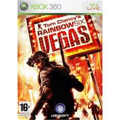 Tom Clancy's Rainbow Six Vegas (X360/XO) £1 (Pre Owned) @ CEX (Rainbow Six Vegas 2 £1.50)