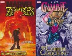 £13.34 - Gambit / Guardians of the Galaxy / Venom / Marvel Zombies / Damage Control - Forbidden Planet Graphic Novels (complete collections)