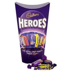 Cadbury Heroes 323g for £2 online @ ASDA