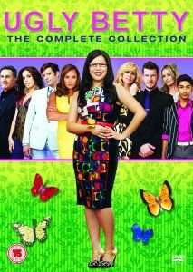Ugly Betty - Seasons 1-4 (Full Series) DVD only £16.99 at Zavvi with FREE delivery