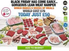 muscle food Black Friday Has Come Early Hamper £55