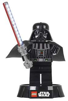 Darth Vader 12 LED Desk Lamp £22.94 Delivered (with code) @Clas Ohlson Free C&C