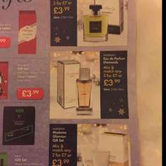 Lidl instore special edition perfumes are in for Christmas 24th November. £3.99 or 2 for £7