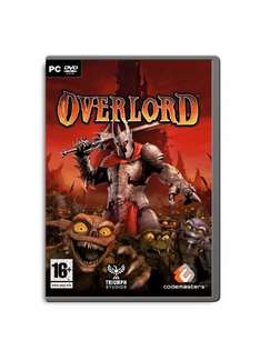 Overlord [PC Code] 87p Sold by Amazon