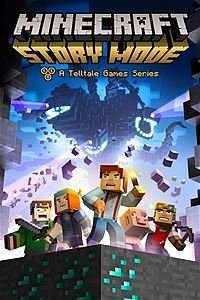 Minecraft: Story Mode - Episode 1: The Order of the Stone FREE Xbox One Download on Microsoft Store