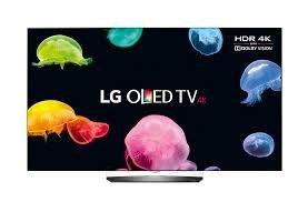 "LG OLED55B6V OLED HDR 4K Ultra HD Smart TV, 55"" @ John Lewis £1899.00"