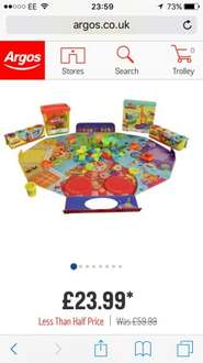 Playdoh ultimate play date kit £23.99 @ Argos £18.99 after discount & voucher!!