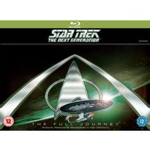 Star Trek Next Generation 1-7 Complete series Blu-ray £38.69 @ Zavvi (using code) / also £42.99 @ Amazon