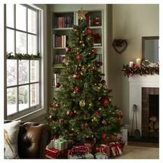 7ft Luxury Regency Fir Christmas Tree down to £35 with code @ tesco direct