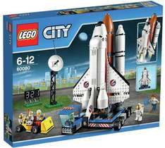 LEGO City Spaceport £17 @ Tesco direct