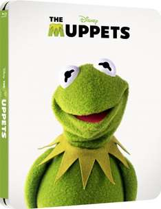 The Muppets - Zavvi Blu-Ray Limited Edition Steelbook - £3.99