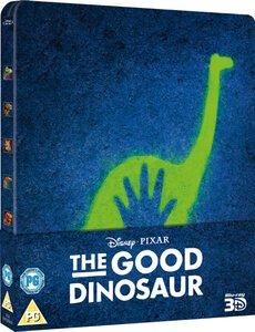 The Good Dinosaur (2D+3D) Blu-ray Steelbook £9.99 @Zavvi